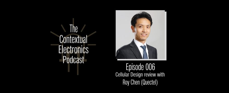 CEP006 – Cellular Design Review with Roy Chen